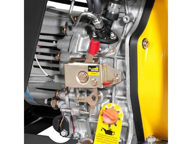Gerador de Energia Vonder GDV 3600 à Diesel - 3