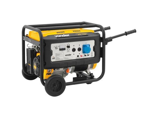 Gerador de Energia Vonder GGV7100 à Gasolina - 2
