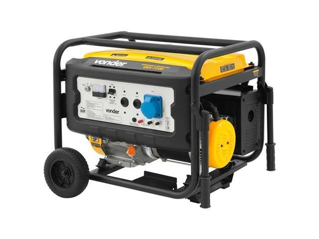 Gerador de Energia Vonder GGV7100 à Gasolina