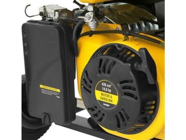 Gerador de Energia Vonder GGV7100 à Gasolina - 5
