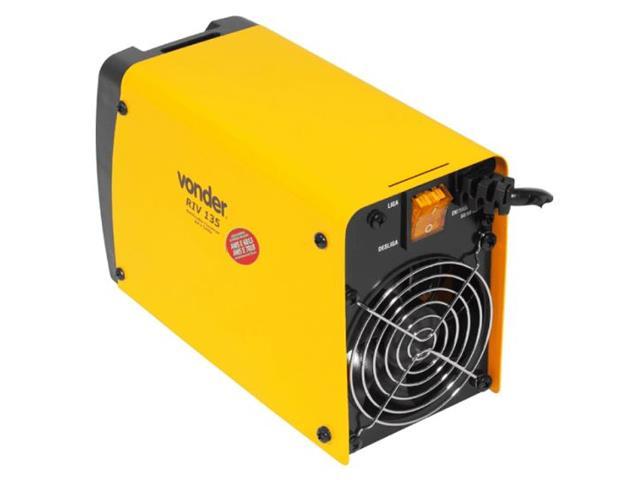Retificador Inversor para Solda Vonder RIV135 Monofásico 220V - 1