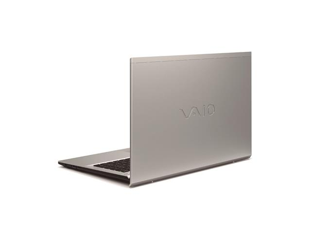 """Notebook VAIO® F15 Core™ i7 8ª Geração 8GB 1TB Tela 15,6"""" W10 Prata - 4"""