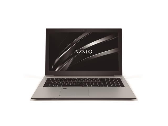 """Notebook VAIO® F15 Core™ i7 8ª Geração 8GB 1TB Tela 15,6"""" W10 Prata"""