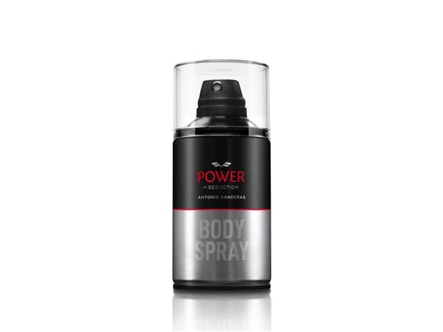 Body Spray Antonio Banderas Power of Seduction Masculino 250ml