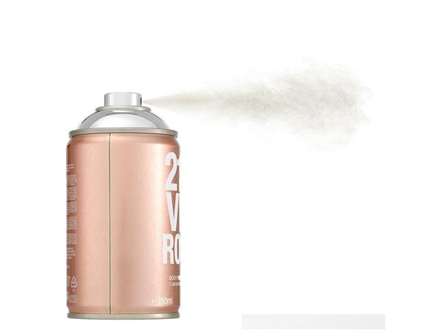 Body Spray 212 Vip Rosé Feminino Carolina Herrera 250ml - 2