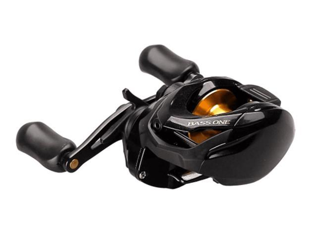 Carretilha Shimano Bass One XT 150 Direita - 1
