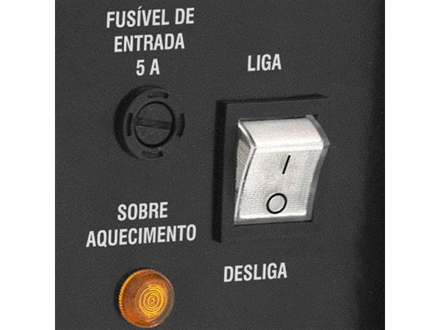 Carregador de Bateria Vonder CBV1600 Portátil 12V - 2