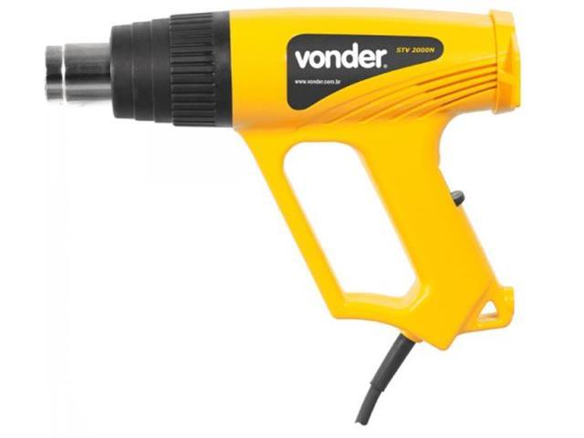 Soprador Térmico Vonder STV2000N 3 Estágios - 3