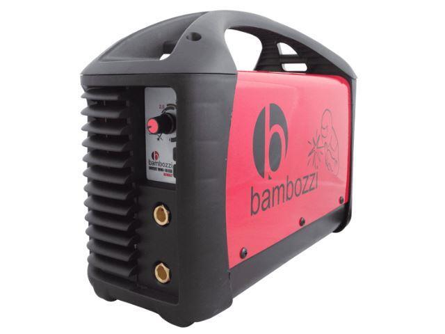Máquina de Solda Inversora Bambozzi WMI 161ED com Maleta Bivolt - 1