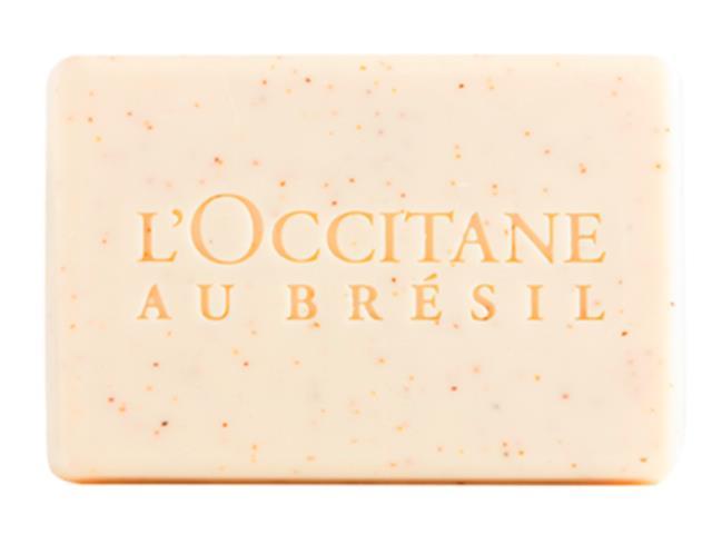 Sabonete Esfoliante Loccitane au Brésil Mandacaru 75g