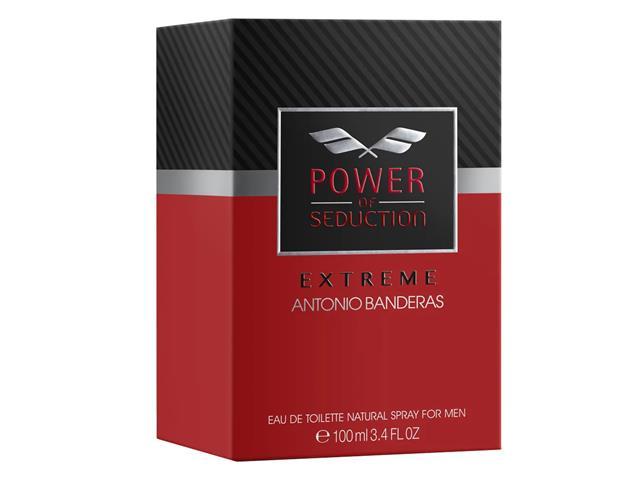 Perfume Antonio Banderas Power of SeductionExtreme Masculino EDT 100ml - 1