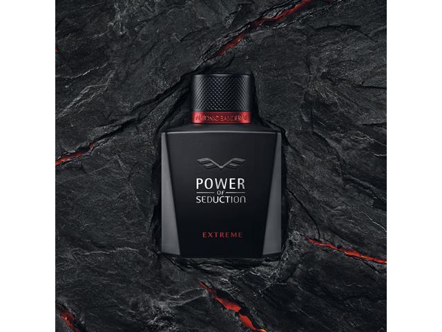 Perfume Antonio Banderas Power of SeductionExtreme Masculino EDT 100ml - 2
