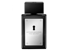 Kit Perfume Antonio Banderas The Secret Masc EDT 100ml + Deo Spray - 2