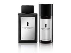 Kit Perfume Antonio Banderas The Secret Masc EDT 100ml + Deo Spray
