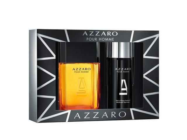 Kit Perfume Azzaro Pour Homme EDT 100ml + Deo Spray 150ml - 3
