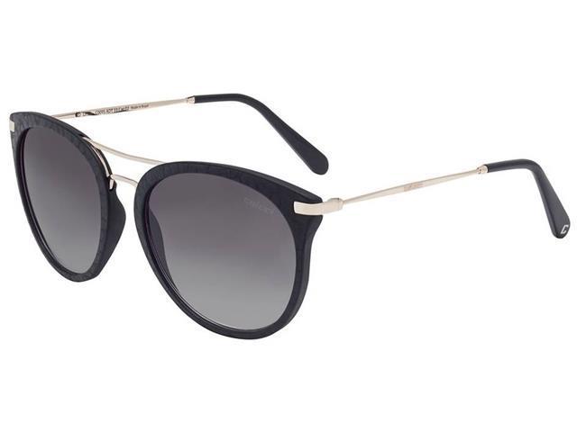 Óculos de Sol Colcci Linda Nude Leitoso Fosco com Dourado