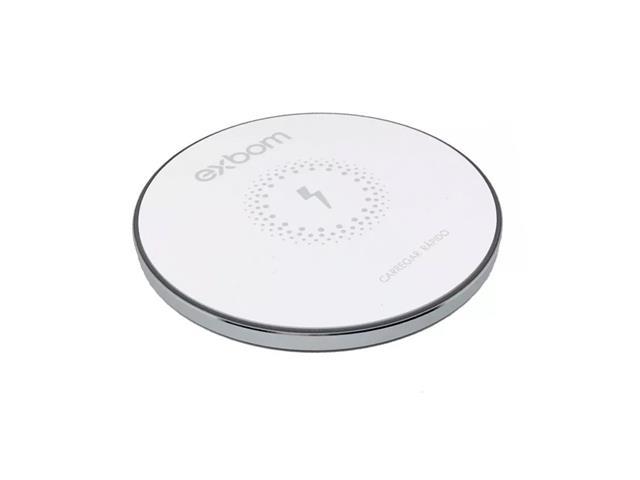 Carregador Rapido QI Wireless sem fio Sortido