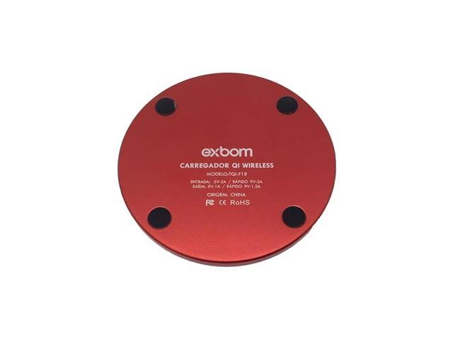 Carregador Rapido QI Wireless sem fio Sortido - 3