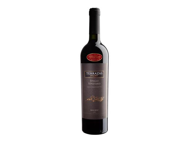Vinho Terrazas de Los Andes Single Vineyard Malbec 750ML