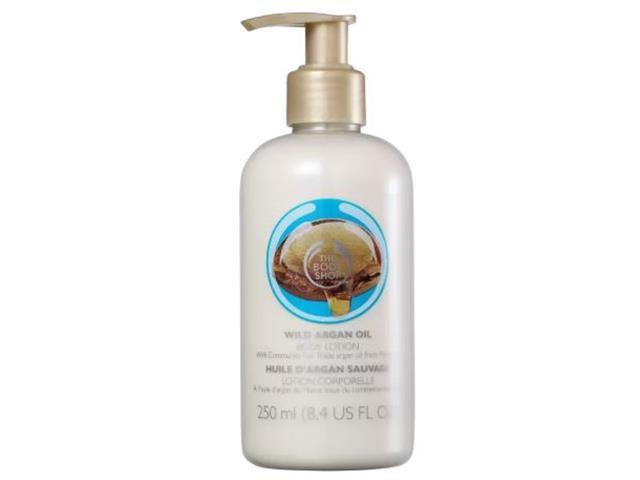 Loção Corporal Hidratante The Body Shop Argan 250ML
