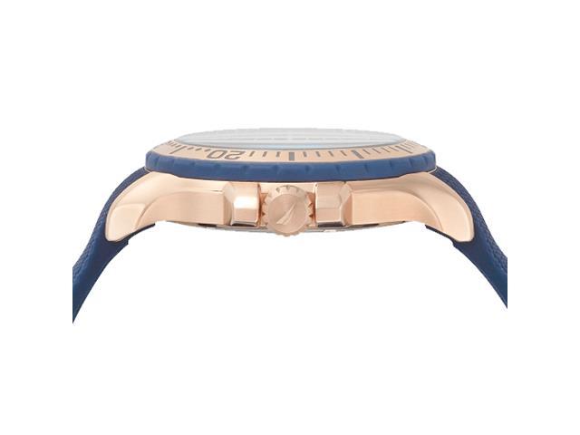 Relógio Nautica Masculino Borracha Azul NAPAUC008 - 2