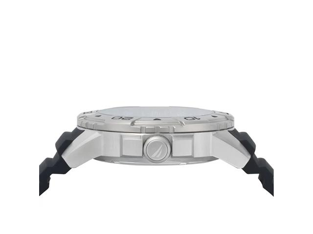 Relógio Nautica Masculino Borracha Preta NAPEGT001 - 2