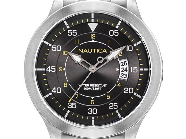 Relógio Nautica Masculino Aço NAPPLP907 - 1
