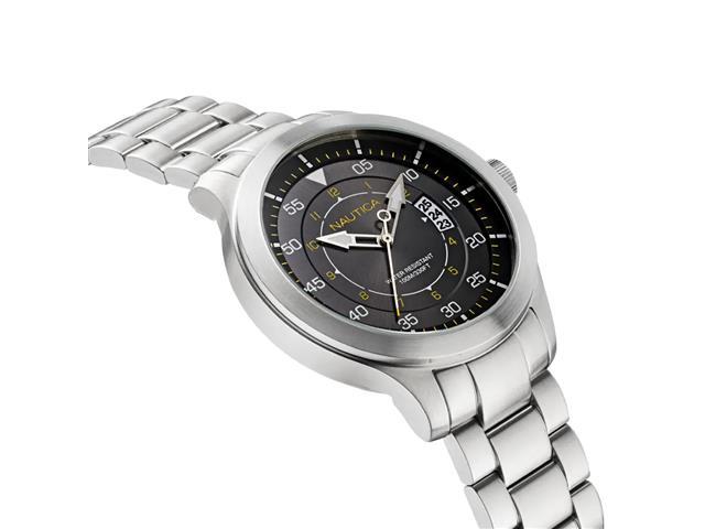 Relógio Nautica Masculino Aço NAPPLP907 - 3