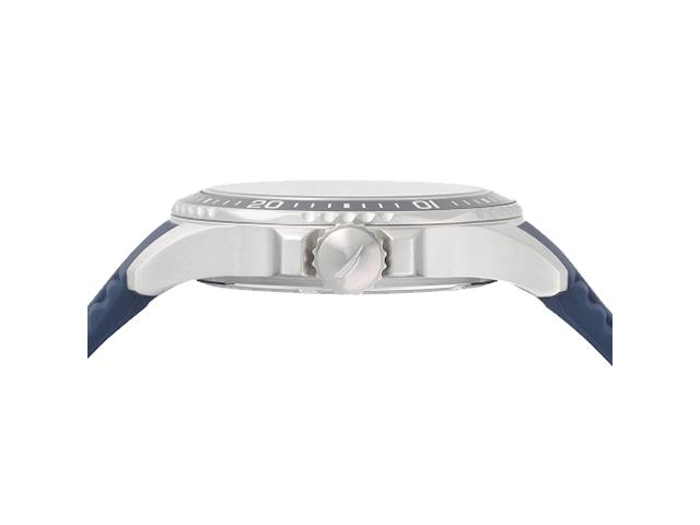 Relógio Nautica Masculino Borracha Azul NAPFRB002 - 2