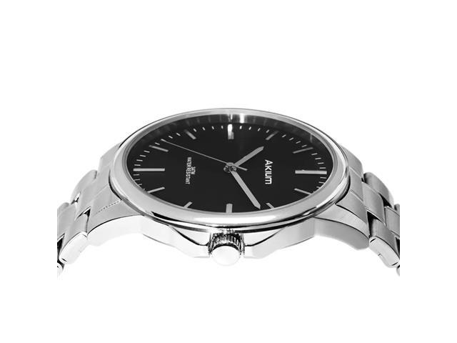 Relógio Akium Masculino Aço TMG7088N1A - 1