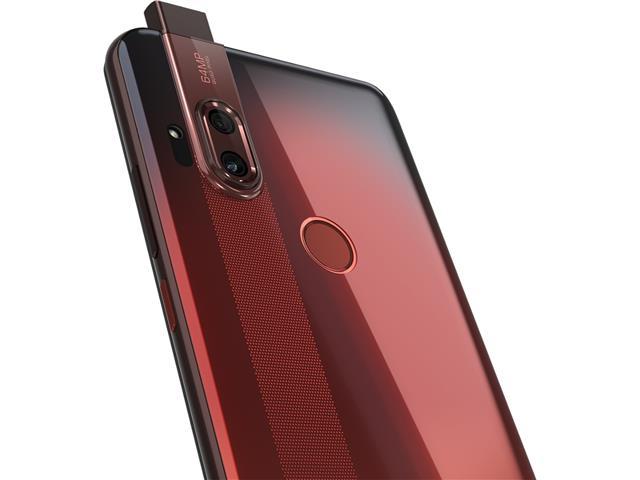 "Smartphone Motorola One Hyper 128GB 6.5""Câm 64+8MP e Selfie 32MP Âmbar - 6"