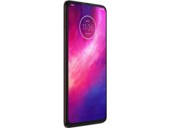 "Smartphone Motorola One Hyper 128GB 6.5""Câm 64+8MP e Selfie 32MP Âmbar - 2"