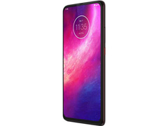 "Smartphone Motorola One Hyper 128GB 6.5""Câm 64+8MP e Selfie 32MP Âmbar - 3"