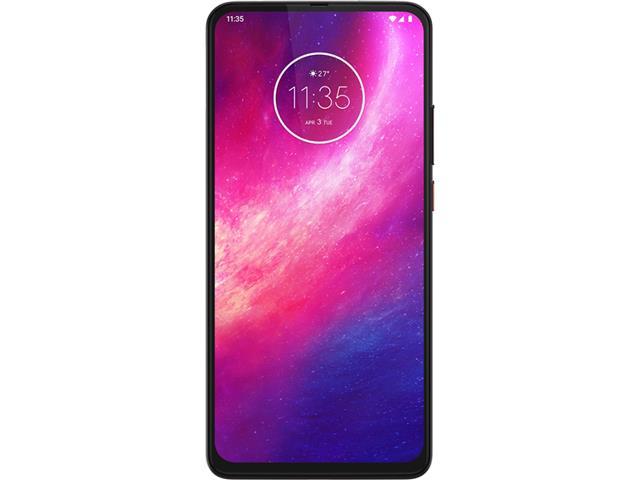 "Smartphone Motorola One Hyper 128GB 6.5""Câm 64+8MP e Selfie 32MP Âmbar - 1"
