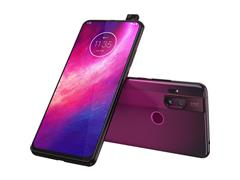 "Smartphone Motorola One Hyper 128GB 6.5"" Câm 64+8MP e Selfie 32MP Rosa - 2"