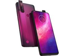 "Smartphone Motorola One Hyper 128GB 6.5"" Câm 64+8MP e Selfie 32MP Rosa - 3"
