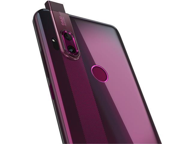 """Smartphone Motorola One Hyper 128GB 6.5"""" Câm 64+8MP e Selfie 32MP Rosa - 6"""
