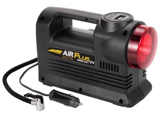 Mini Compressor de Ar Schulz Air Plus Digital 12V