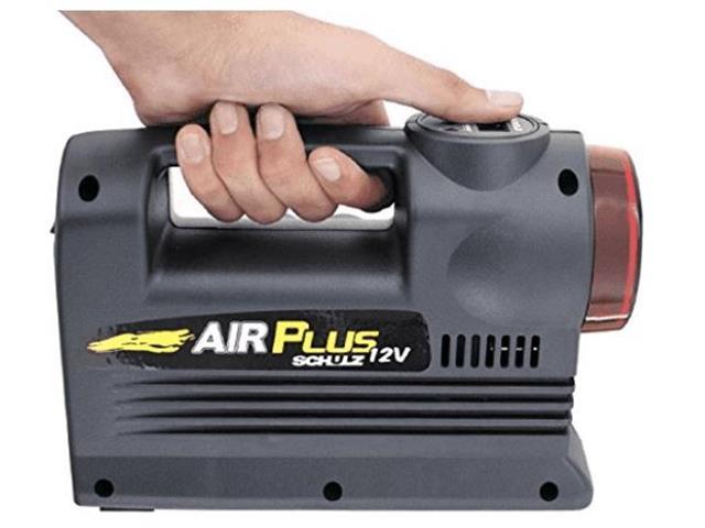 Mini Compressor de Ar Schulz Air Plus Digital 12V - 4