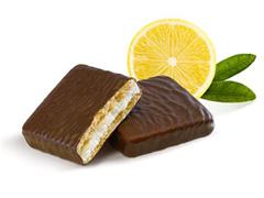 Combo Alfajor Sortido 12 unid + Galletita Limón c/ cob de Chocolate - 4