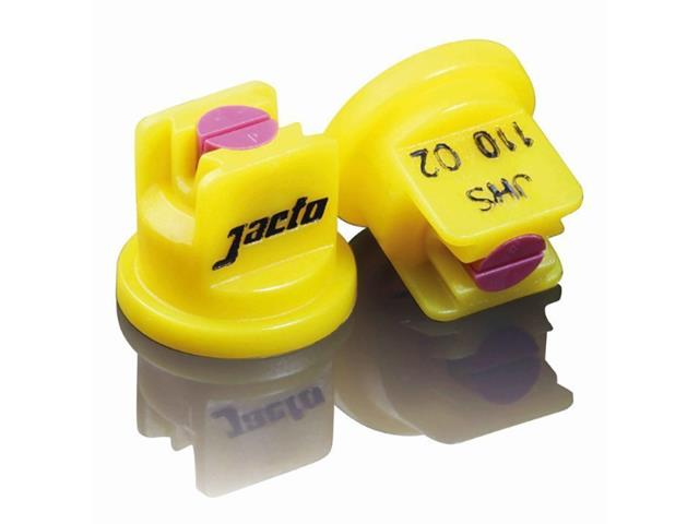 Combo Bico Pulv Jacto Jhs 11002 Amarelo 25 Peças