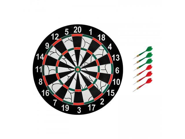 Jogo de Dardos com Alvo Multilaser 42cm de Diâmetro + 6 Dardos