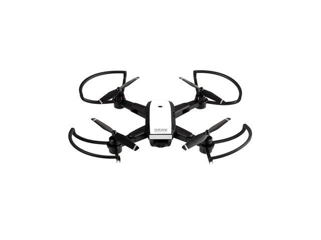 Drone Multilaser Hawk GPS FPV Câmera HD 1280P Alcance 150m Preto - 1