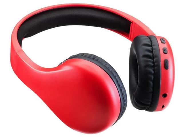 Headphone Multilaser Bluetooth Joy P2 PH311 Vermelho - 3