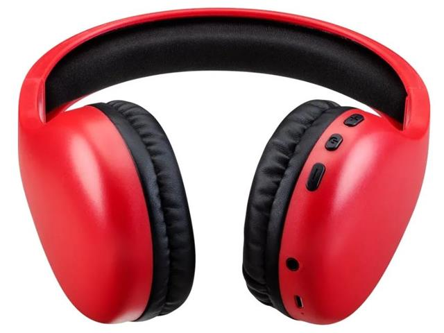 Headphone Multilaser Bluetooth Joy P2 PH311 Vermelho - 1