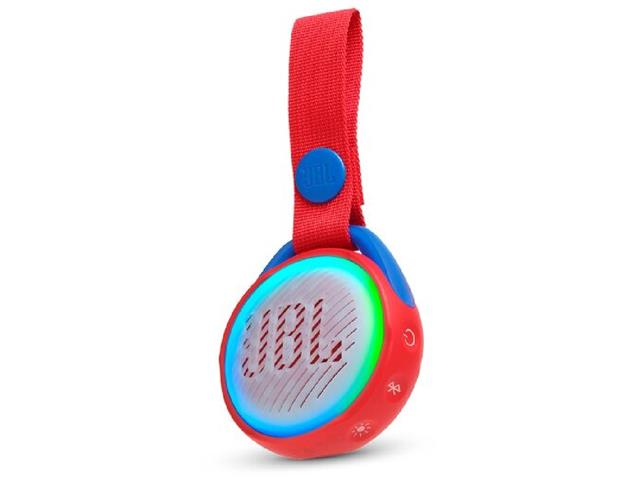 Caixa de Som Bluetooth JBL Junior Pop Vermelha