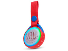 Caixa de Som Bluetooth JBL Junior Pop Vermelha - 0