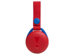 Caixa de Som Bluetooth JBL Junior Pop Vermelha - 3