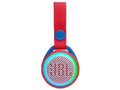 Caixa de Som Bluetooth JBL Junior Pop Vermelha - 1