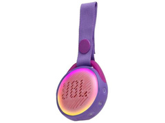 Caixa de Som Bluetooth JBL Junior Pop Roxa - 0